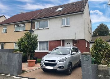 Thumbnail 3 bed semi-detached house for sale in Heol Pant Y Deri, Ely, Cardiff