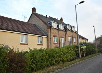Thumbnail 4 bed terraced house for sale in Shambles Drive, Copplestone, Crediton, Devon