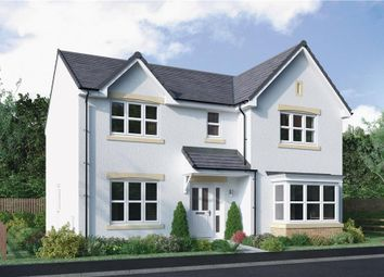 "Thumbnail 4 bed detached house for sale in ""Pringle"" at North Road, Liff, Dundee"