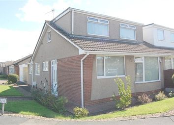 Thumbnail 3 bed bungalow to rent in Lawnswood Drive, Westgate, Morecambe