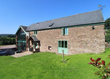 Thumbnail 5 bed barn conversion for sale in Trelleck Grange, Llanishen, Chepstow