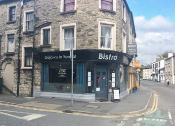 Thumbnail Restaurant/cafe for sale in Stricklandgate, Kendal