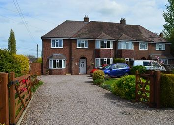 Thumbnail 4 bed semi-detached house for sale in Station Road, Hodnet