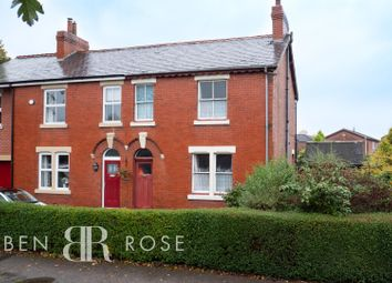 Thumbnail 2 bed semi-detached house for sale in School Lane, Moss Side, Leyland