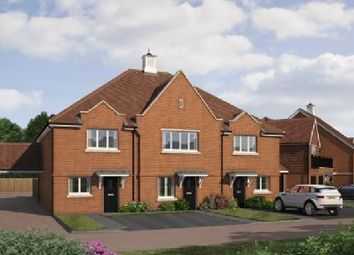 Thumbnail 3 bed terraced house for sale in Old Bisley Road, Frimley, Surrey