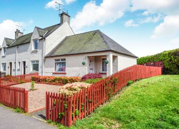 Thumbnail 1 bedroom semi-detached bungalow for sale in Park Drive, Blairgowrie
