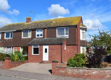 Thumbnail 5 bed semi-detached house for sale in Bedlands Lane, Budleigh Salterton