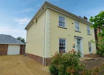 Thumbnail 4 bed detached house for sale in Vanguard Chase, Norwich, Norfolk