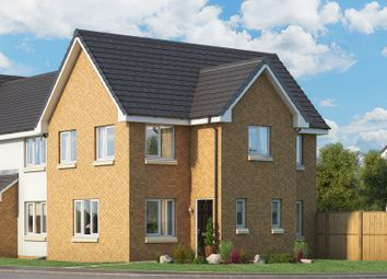 "Thumbnail 3 bed property for sale in ""The Fyvie, Cooperfield"" at St. Ninians Road, Hamilton"