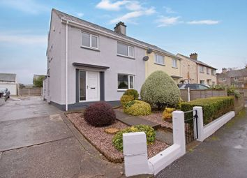 Thumbnail 3 bed semi-detached house for sale in The Crescent, Egremont