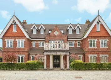 Thumbnail 2 bed flat for sale in Fairlawns, Burridge, Southampton