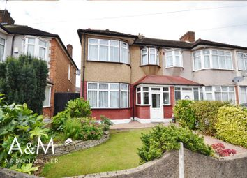Thumbnail 3 bed end terrace house for sale in Craven Gardens, Barkingside, Ilford