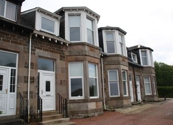 Thumbnail 3 bed terraced house for sale in 10 Crosshill Villas, Rothesay, Isle Of Bute