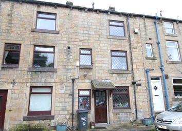 Thumbnail 3 bed terraced house for sale in Weir Street, Todmorden