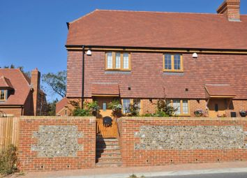 Thumbnail 2 bed end terrace house for sale in The Martlets, Hellingly, Hailsham