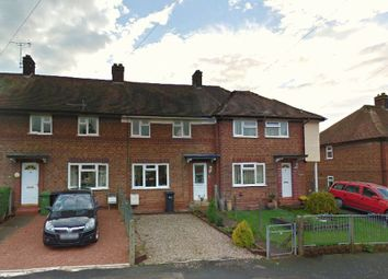 Thumbnail 2 bed terraced house for sale in Queensway, Holmer, Hereford