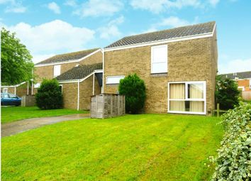 Thumbnail 4 bed end terrace house to rent in Earls Field, RAF Lakenheath, Brandon