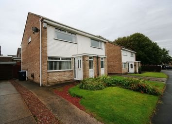 Thumbnail 2 bedroom semi-detached house for sale in Bassenthwaite, Middlesbrough