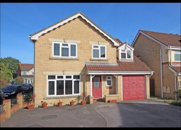 Thumbnail 5 bed detached house for sale in Singleton Way, Southampton