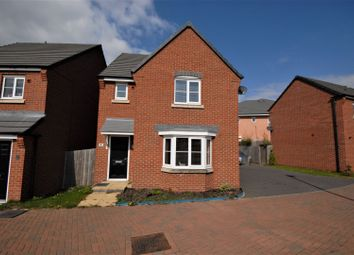 Thumbnail 3 bedroom detached house for sale in Jackson Road, Coalville