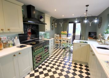 Thumbnail 3 bed semi-detached house for sale in Church Lane, Oulton, Stone