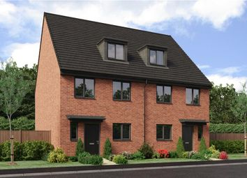 "Thumbnail 4 bed town house for sale in ""The Auden"" at Bristlecone, Sunderland"