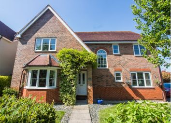 Thumbnail 5 bed detached house for sale in The Grove, Huntingdon