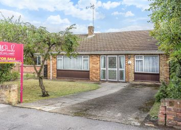 Thumbnail 3 bed detached bungalow for sale in Larkswood Drive, Crowthorne, Berkshire