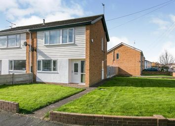Thumbnail 3 bed semi-detached house for sale in Pendre Avenue, Rhyl, Denbighshire, North Wales
