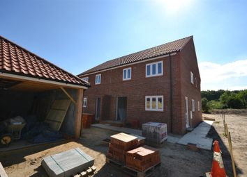 Thumbnail 3 bedroom semi-detached house for sale in Senters Road, Dersingham, King's Lynn