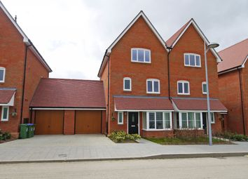 Thumbnail 4 bed property to rent in Illett Way, Kilnwood Vale, Faygate