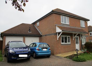 Thumbnail 4 bed detached house for sale in Heather Court, Porthcawl
