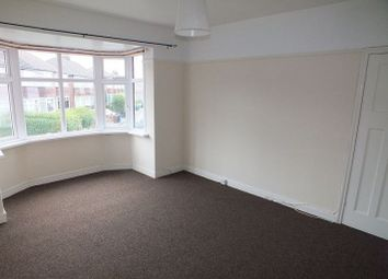 Thumbnail 3 bedroom flat to rent in Bavington Drive, Fenham, Newcastle Upon Tyne