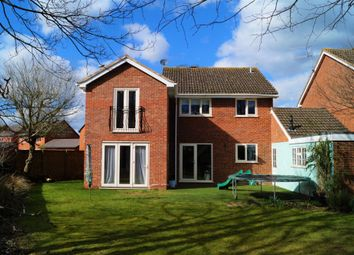 Thumbnail 5 bed detached house for sale in Plovers Rise, Kempsey, Worcester