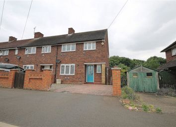 Thumbnail 3 bed end terrace house for sale in Sparrow Farm Drive, Feltham