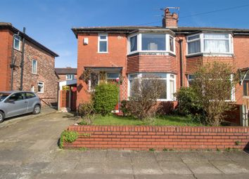 Thumbnail 3 bed semi-detached house for sale in Ashridge Drive, Eccles, Manchester