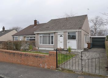 Thumbnail 2 bed semi-detached bungalow for sale in Cheviot Avenue, Barrhead