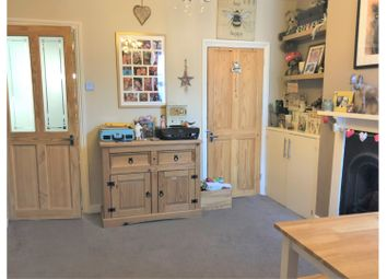 Thumbnail 2 bed end terrace house for sale in St. Johns Road, Faversham