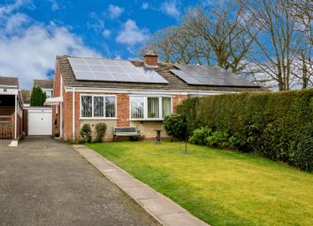 Thumbnail 2 bed semi-detached bungalow for sale in Pasture Gate, Shoal Hill, Cannock