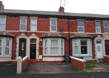 Thumbnail 3 bed terraced house for sale in Cheltenham Road, Blackpool