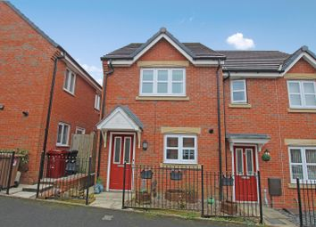 Thumbnail 2 bed town house to rent in Corden Avenue, Darwen