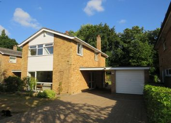 Thumbnail 4 bed detached house for sale in St Johns Close, Hethersett, Norwich