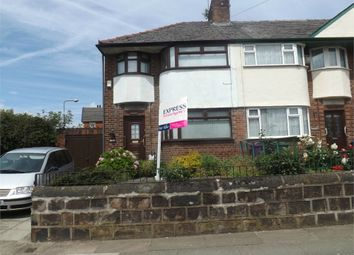 Thumbnail 3 bedroom end terrace house for sale in Derwent Road West, Liverpool, Merseyside