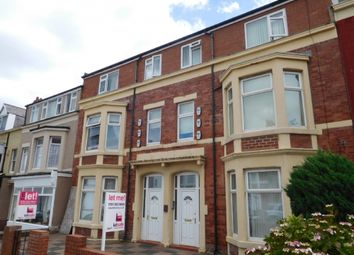 Thumbnail 1 bed flat to rent in Esplanade, Whitley Bay