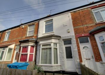 Thumbnail 2 bed terraced house to rent in Woodbine Villas, Reynoldson St, Hull