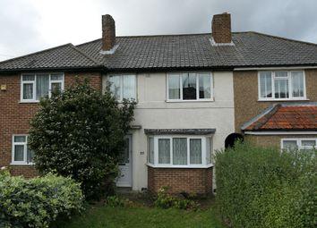 Thumbnail 3 bed terraced house for sale in Shaxron Crescent, New Addington, Croydon