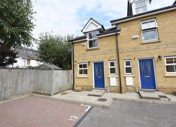 Thumbnail 2 bed terraced house to rent in Harper Mews, Garratt Lane, London