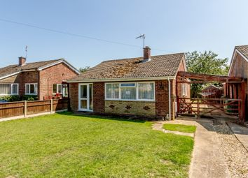 Thumbnail 3 bed detached bungalow for sale in 40 Longfields, Swaffham, Norfolk