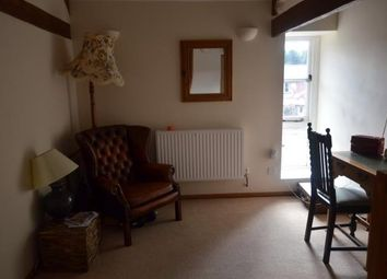 Thumbnail 2 bed terraced house for sale in Knowle, Crediton, Devon