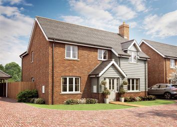 Thumbnail 4 bed detached house for sale in Castle Hill Road, Totternhoe, Dunstable